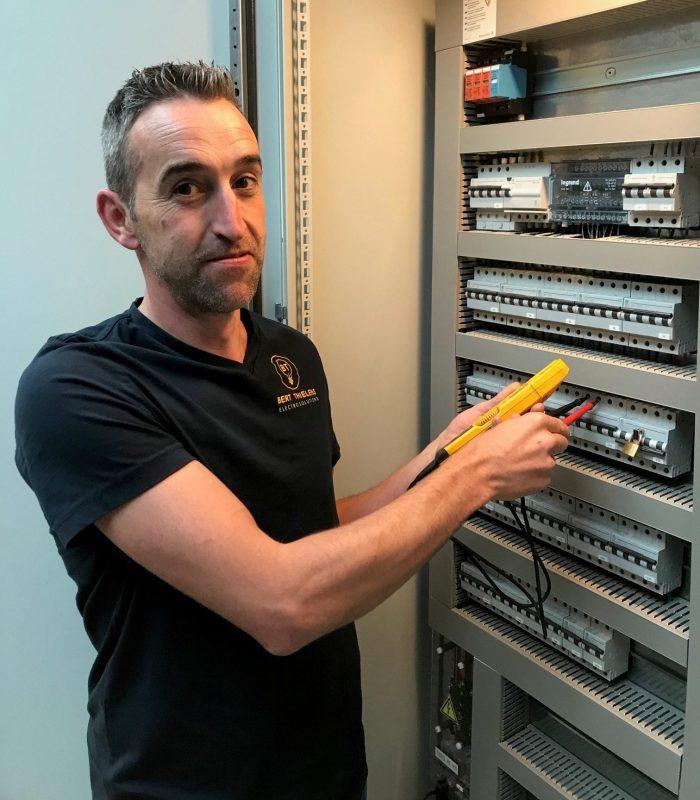 zaakvoerder BT Electro Solutions